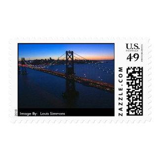 The Bay Bridge Stamp