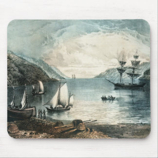 The Bay of Annapolis, c.1880 Mouse Pad