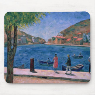 The Bay of Balaklava, 1927 Mouse Pad