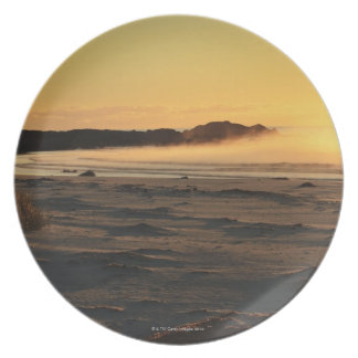 The Bay of Fires on Tasmania's East Coast 2 Dinner Plate