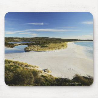 The Bay of Fires on Tasmania's East Coast Mouse Pad