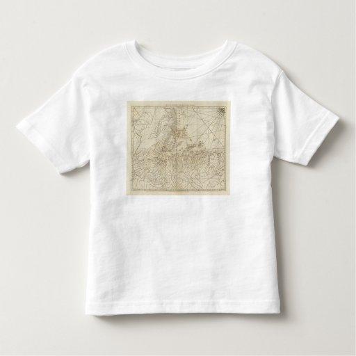 The Bay of Honduras T-shirt