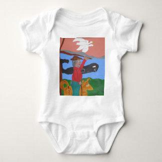 The Bay Watcher Baby Bodysuit