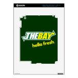 The Bay Way iPad 3 Decal