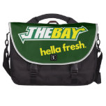 The Bay Way Laptop Messenger Bag