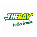 The Bay Way Postcard
