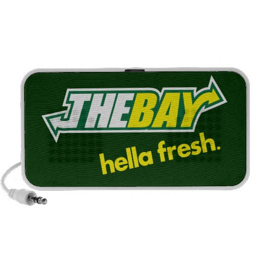 The Bay Way Travelling Speaker