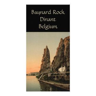 The Bayard Rock, Dinant Photo Card