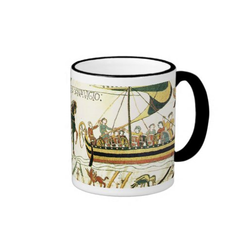 The Bayeux Tapestry I Coffee Mugs