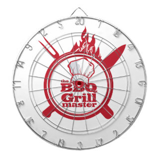 The BBQ Grill master Dartboards