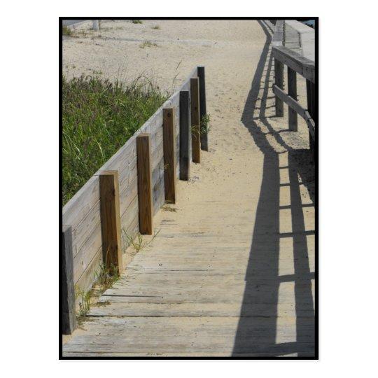the Beach ~ 11 Postcard