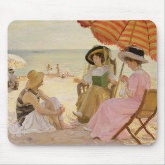 The Beach 1929 Mouse Pads