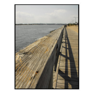 the Beach ~ 4 Postcards