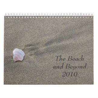 The Beach and Beyond 2010 Calendar
