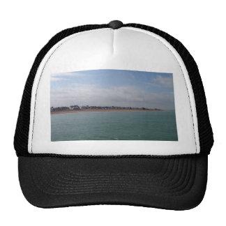 The Beach At Deal Mesh Hats