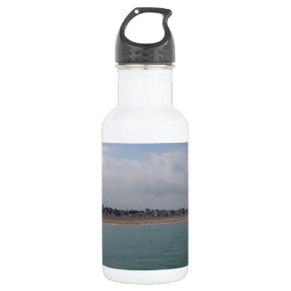 The Beach At Deal Stainless Steel Water Bottle