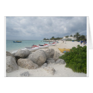 The Beach at Port Lucaya, Freeport Card
