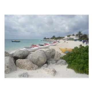 The Beach at Port Lucaya, Freeport Postcard
