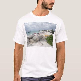 The Beach at Port Lucaya, Freeport T-Shirt