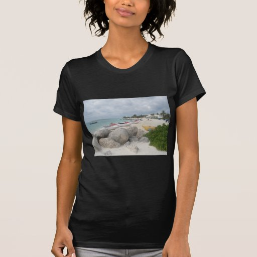 The Beach at Port Lucaya, Freeport T Shirts