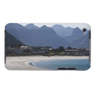 The beach at Ramberg is famous for its white 2 iPod Touch Cases