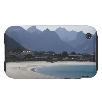 The beach at Ramberg is famous for its white 2 Tough iPhone 3 Cover