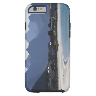 The beach at Ramberg is famous for its white 2 Tough iPhone 6 Case