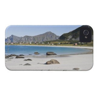 The beach at Ramberg is famous for its white Case-Mate iPhone 4 Case