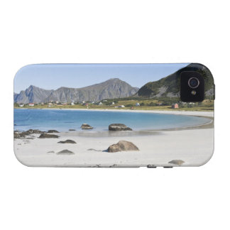 The beach at Ramberg is famous for its white iPhone 4 Case