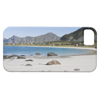 The beach at Ramberg is famous for its white iPhone 5 Covers