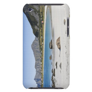 The beach at Ramberg is famous for its white iPod Touch Cover