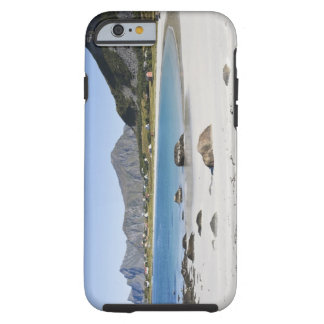 The beach at Ramberg is famous for its white Tough iPhone 6 Case