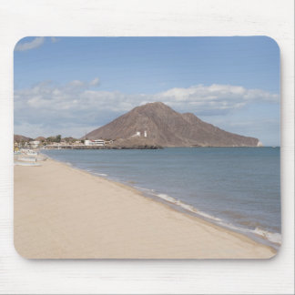 The beach at San Felipe on the Sea of Cortez Mouse Pad