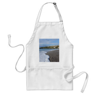 The Beach At Scalea Adult Apron