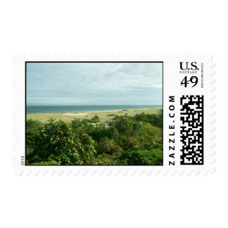 The Beach at Sconset, Nantucket Postage