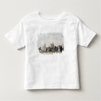 The Beach at Trouville, 1867 Toddler T-shirt