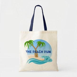 The Beach Bum Tote Bag