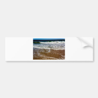 The Beach Bumper Sticker