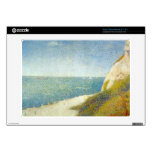 The Beach by Georges Seurat Skins For Acer Chromebook