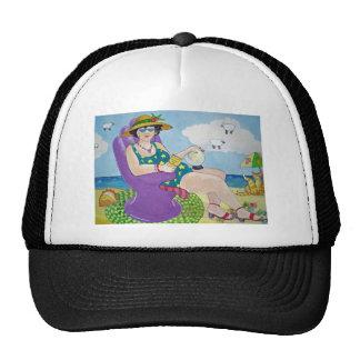 The Beach Elite Trucker Hats