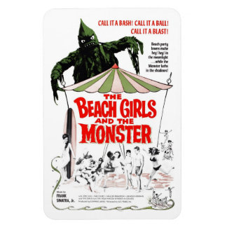 The Beach Girls & The Monster Magnet