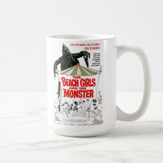 The Beach Girls & The Monster Mug