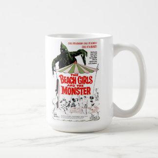 The Beach Girls & The Monster Mug