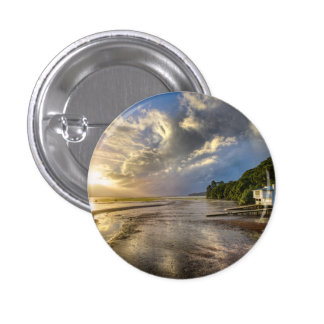 the beach house and the morning sunrise button