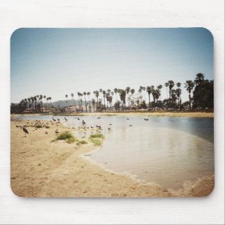 The beach in all its beauty mouse pad
