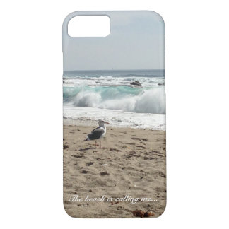 The Beach is Calling Me - iPhone 7 case