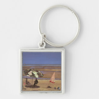 The Beach Keychain