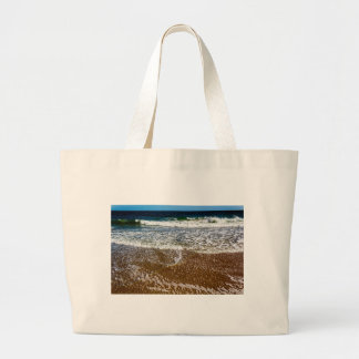 The Beach Large Tote Bag