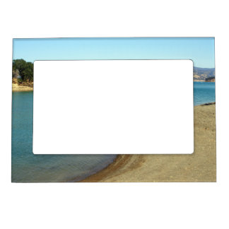 The Beach Magnetic Photo Frame