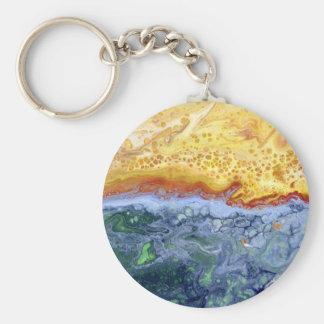 The Beach - No1 Keychain